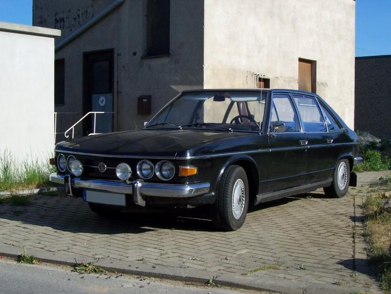 Aktuelle Sichtungen von DDR Fahrzeugen im heutigen Verkehr - Seite 3 Tatra10