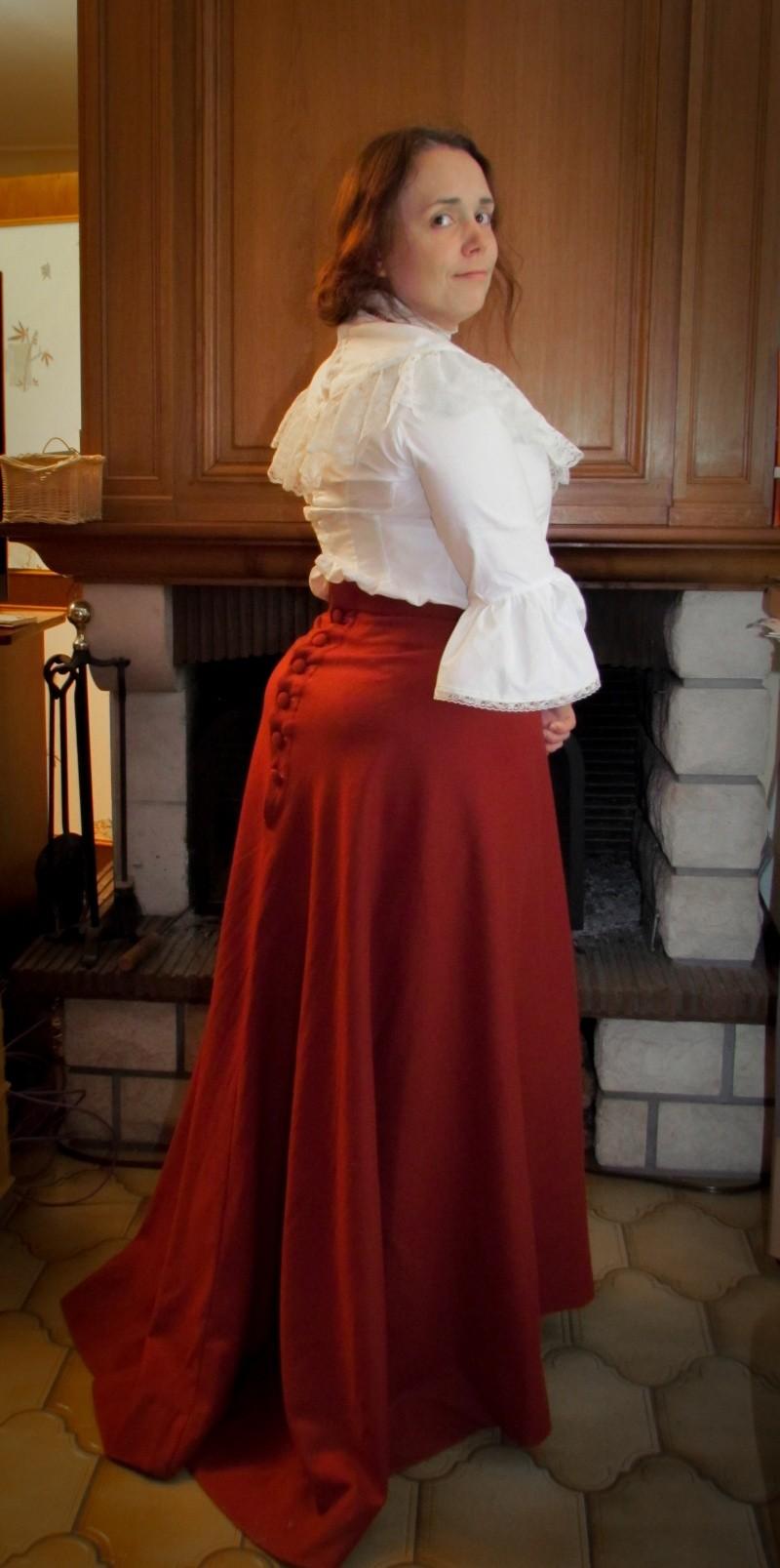 [Inspi] Ma tenue pour la murder 1910 Murder11