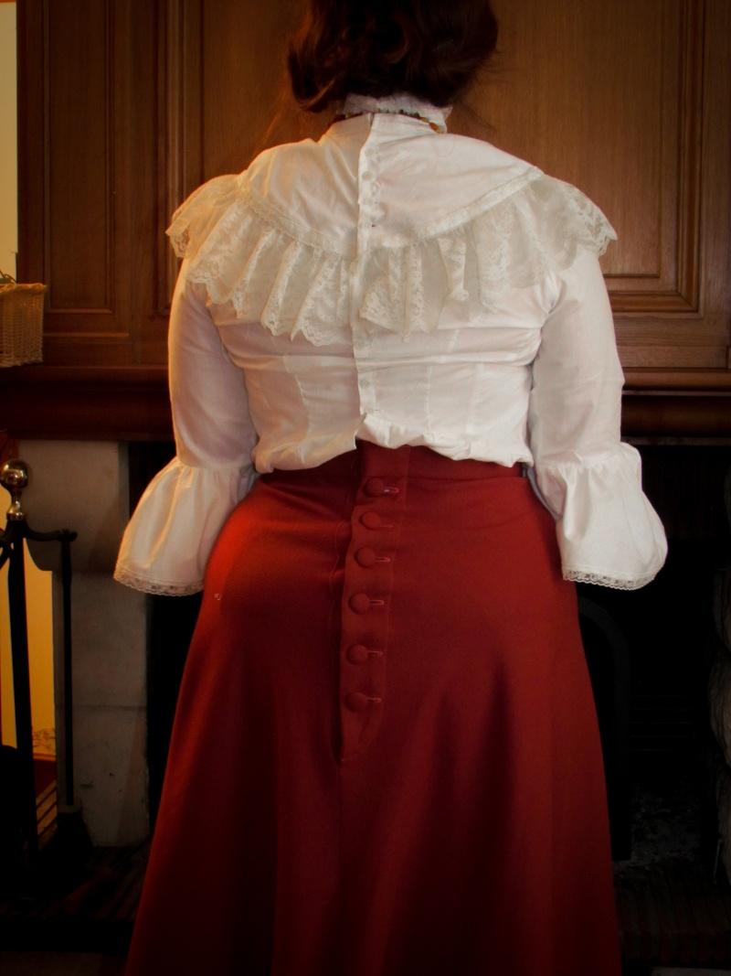 [Inspi] Ma tenue pour la murder 1910 Murder13