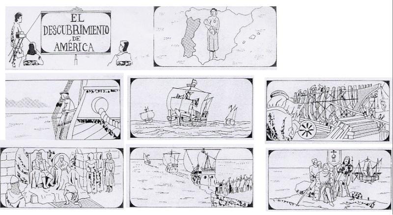Histoire : Visite de titularisation le 18 avril 2014 sur Christophe Colomb Coloab10