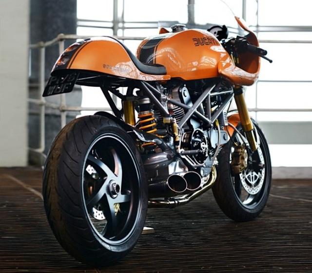 Ducati par Redmax Redmax11