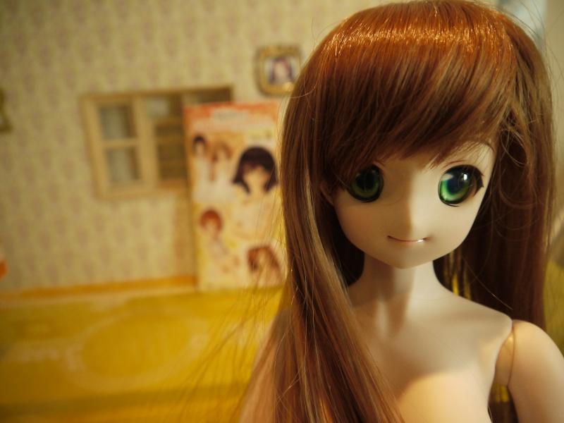 Mes 2 Dollfie Dream (Aerith & yuki) P1260211