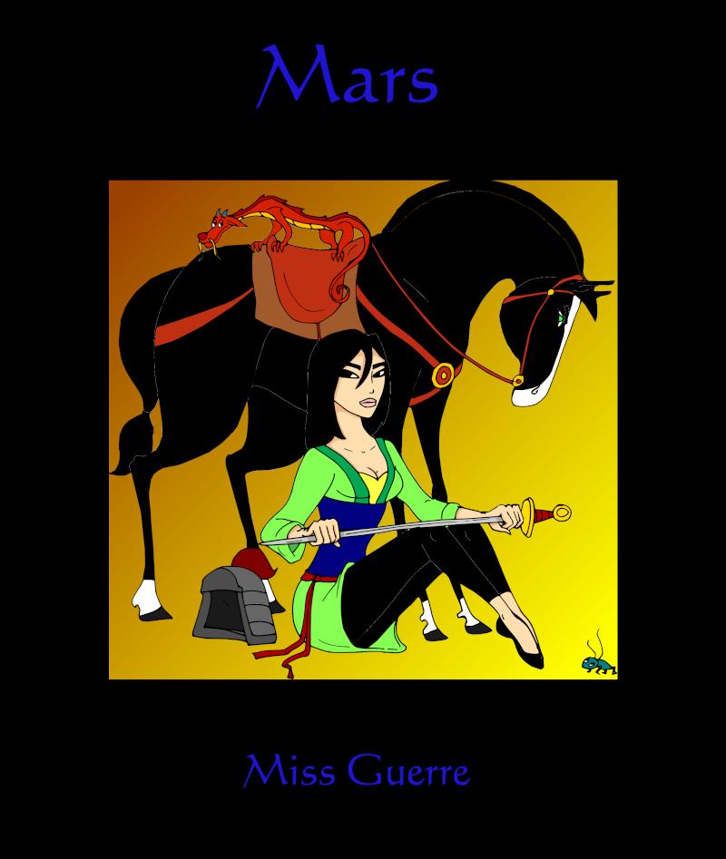 Mesclun de dessins Mars10