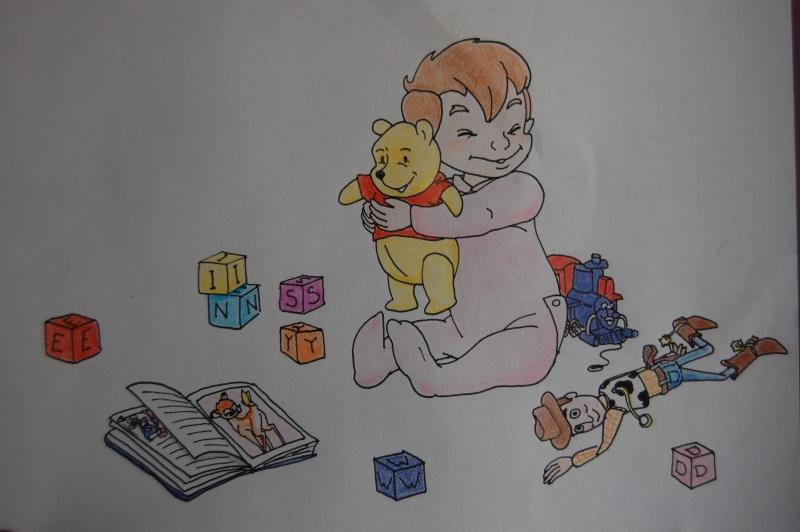 Mesclun de dessins Michel10