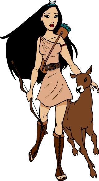 Mesclun de dessins - Page 2 Pocaho13