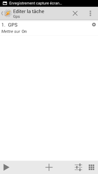 [APP] Tasker : Personnaliser et automatiser des tâches sous Android [Trial/Payant] - Page 2 Screen14