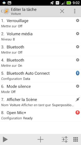 [APP] Tasker : Personnaliser et automatiser des tâches sous Android [Trial/Payant] - Page 2 Screen29