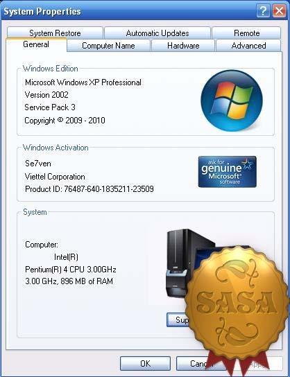 تحميل نسخة Windows XP SP3 Ghost file with drivers النسخه الجوست باخر تحديثات  Untitl16