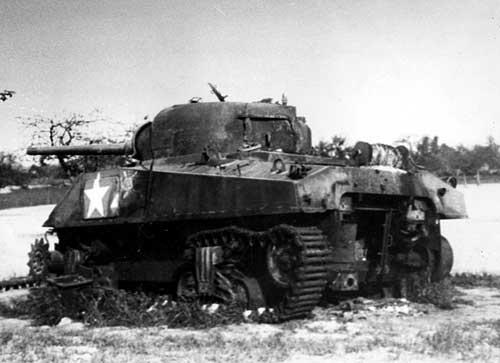 Rennes, 1944 B815_314