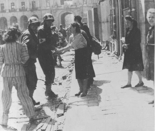 Rennes, 1944 Libera11