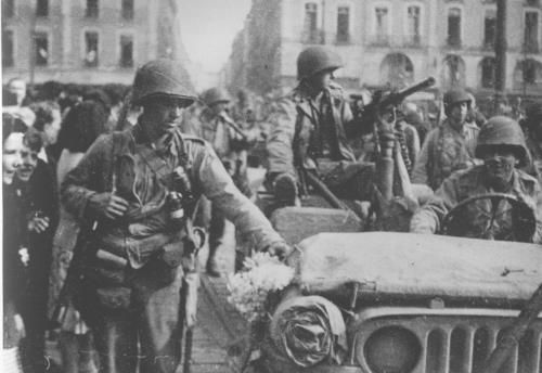 Rennes, 1944 Libera13