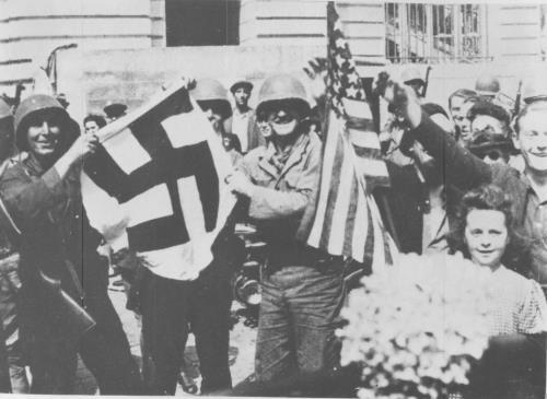 Rennes, 1944 Libera14