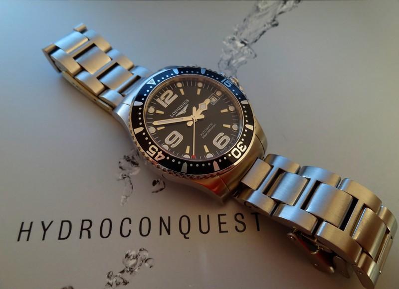 [Vendue] Longines Hydroconquest  1-110