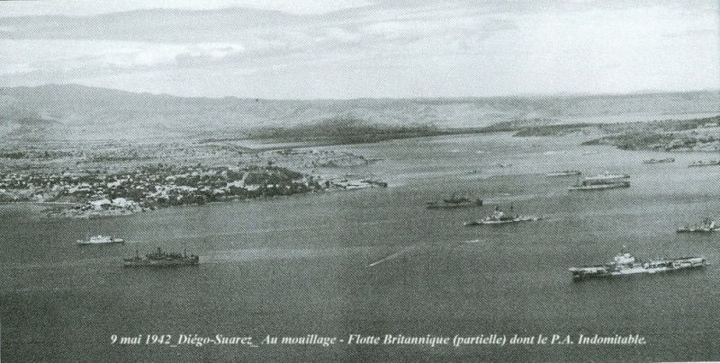 5 mai 1942; Opération Ironclad; bataille de Madagascar  1942_510