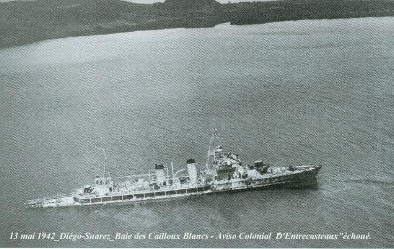 5 mai 1942; Opération Ironclad; bataille de Madagascar  1942_512
