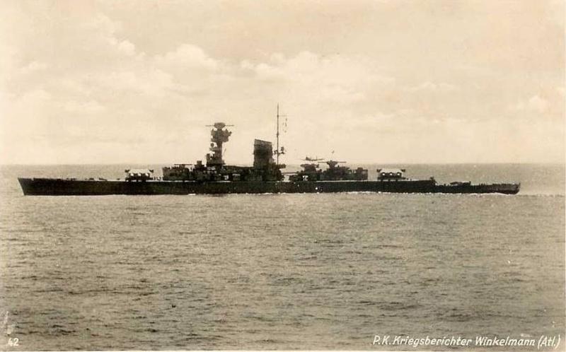 Cuirassés allemands Admira18