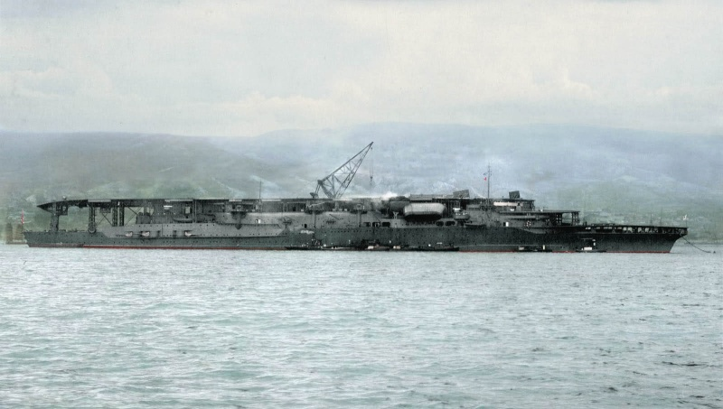 Porte-avions japonais Akagi_10