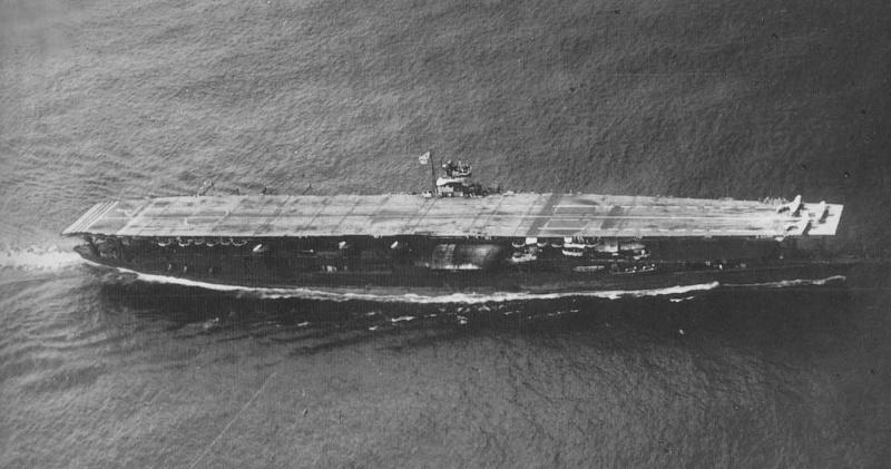 Porte-avions japonais Akagi_12