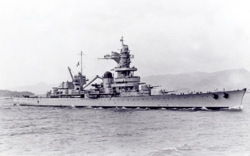 Croiseurs français  Algeri13