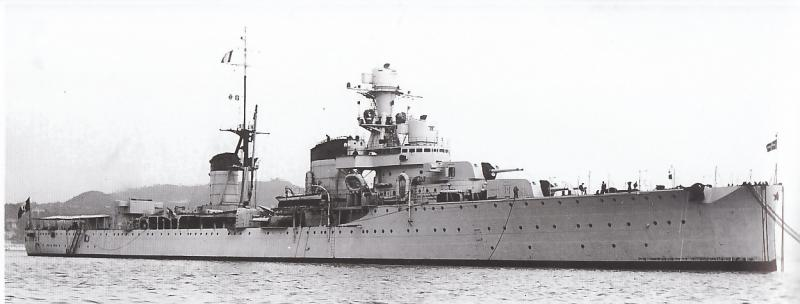 Croiseurs italiens Armand11