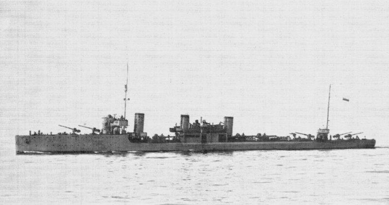 Destroyers russes/Soviétiques  Avtroi10