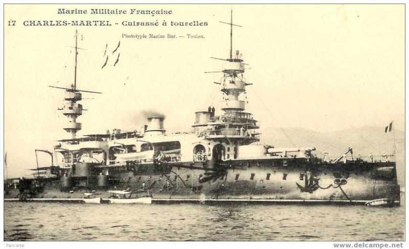 Cuirassés français Charle17