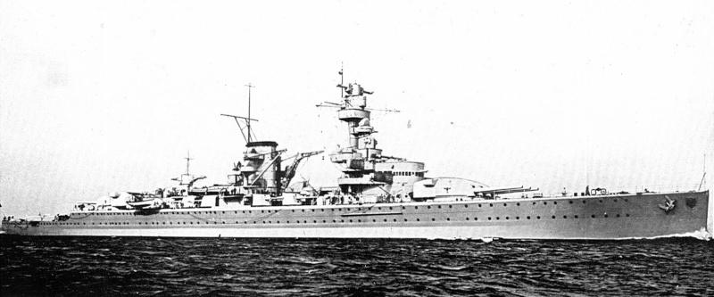 Cuirassés allemands Deutsc11
