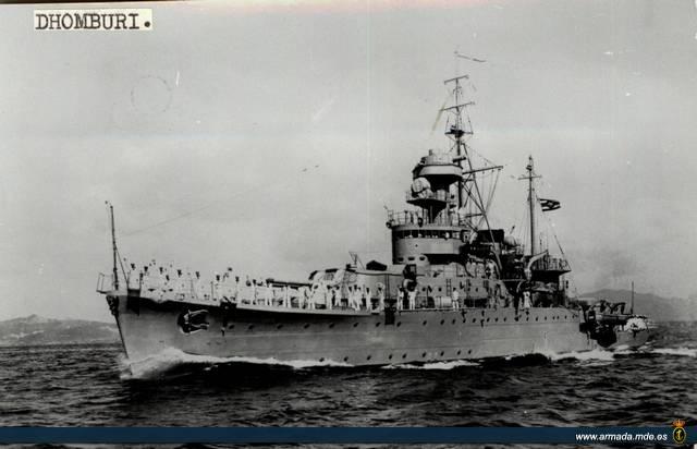 17/18 JANVIER 1941 Koh-Chang; une victoire navale française  Dhombu10