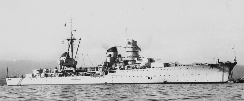 Croiseurs italiens Eugeni10