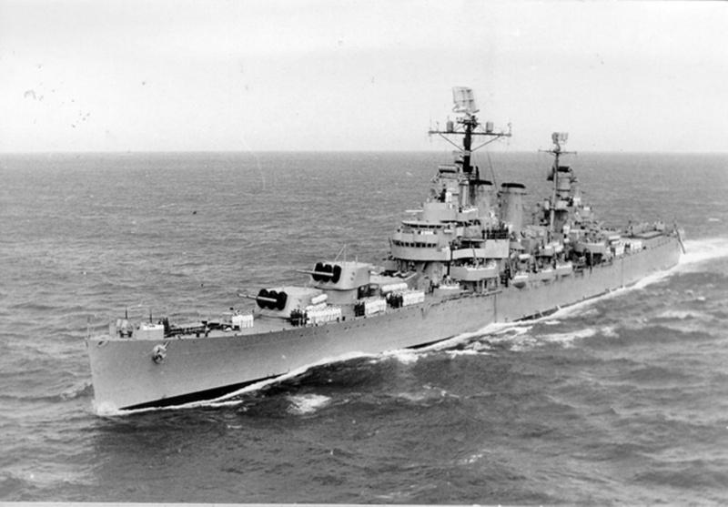 2 mai 1982, torpillage du croiseur argentin Général Belgrano Genera11