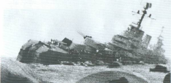 2 mai 1982, torpillage du croiseur argentin Général Belgrano Genera12
