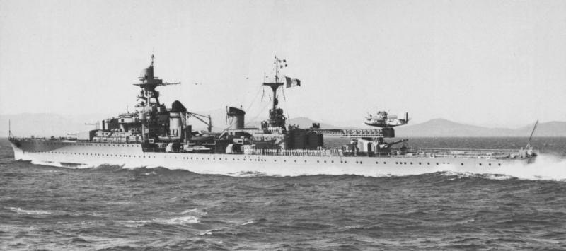 Croiseurs français  George10