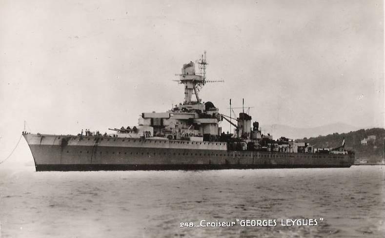 Croiseurs français  George11