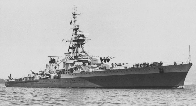 Croiseurs français  George13