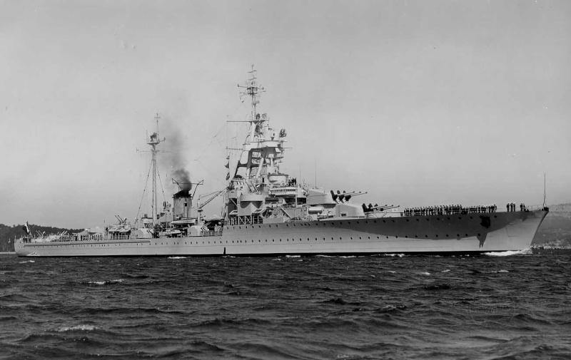 Croiseurs français  George14