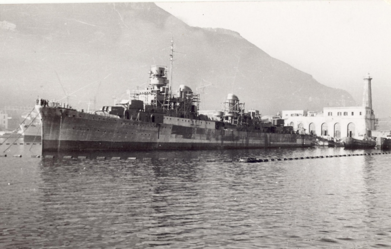 Croiseurs italiens Giulio10