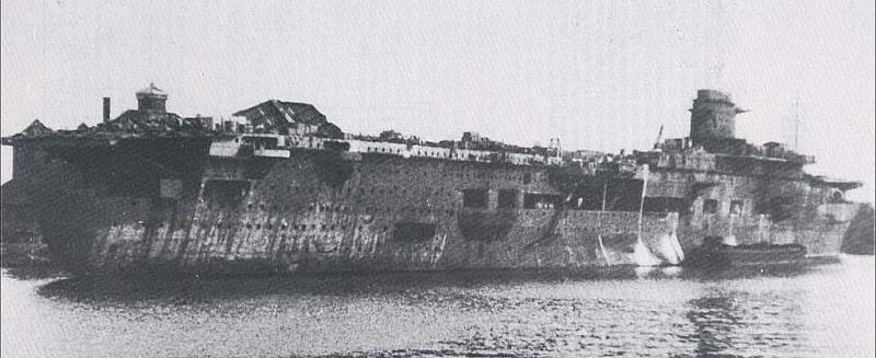 Graf Zeppelin, le porte-avions allemand inachevé Graf_z12