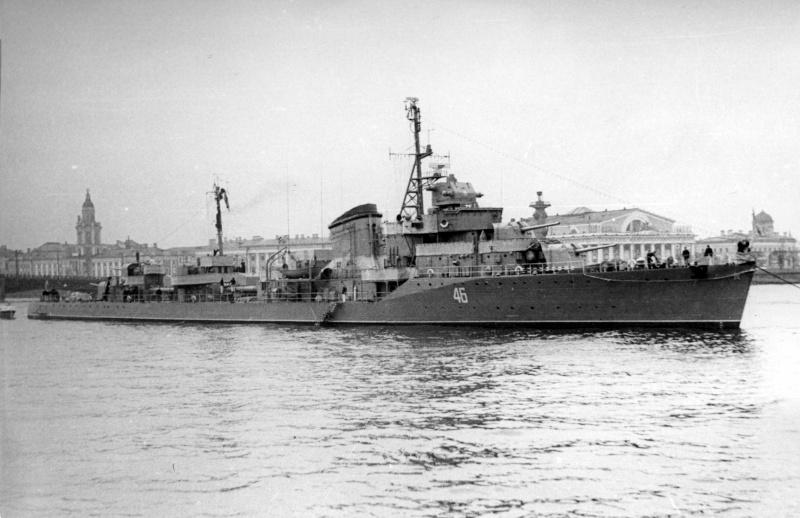 Destroyers russes/Soviétiques  Gromky10