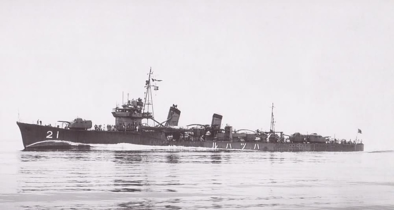 Destroyers japonais Hatsuh12