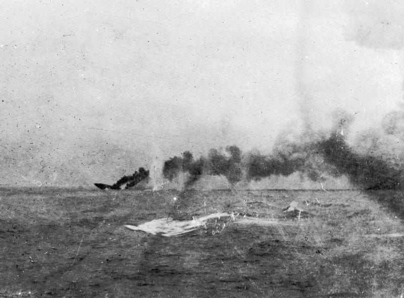 31 mai 1916,la bataille du Jutland  Indefa10