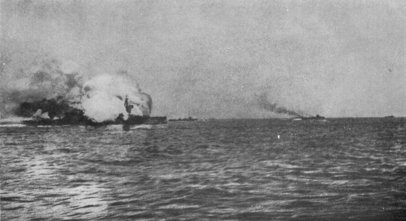 31 mai 1916,la bataille du Jutland  Invinc10