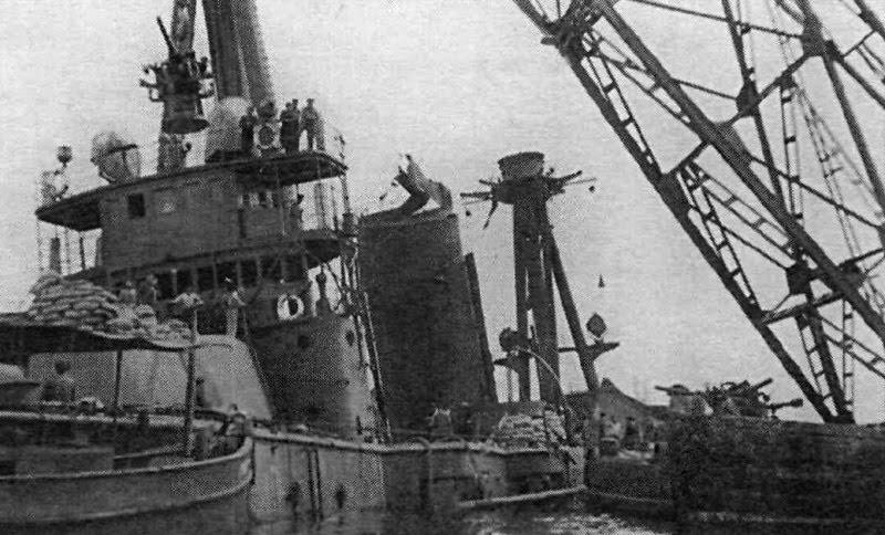 Juillet 1936à avril 1939; marine espagnole la guerre civile Jaime_11