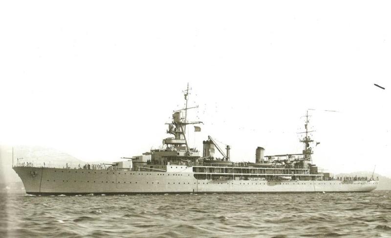 Croiseurs français  Jeanne11