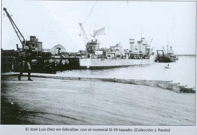 Juillet 1936à avril 1939; marine espagnole la guerre civile Jose_l11