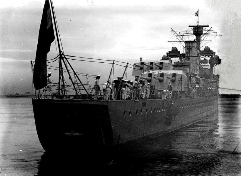 Croiseurs allemands Koln_113