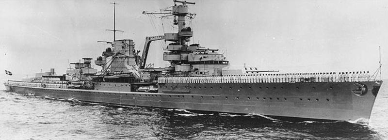 Croiseurs allemands Leipzi10