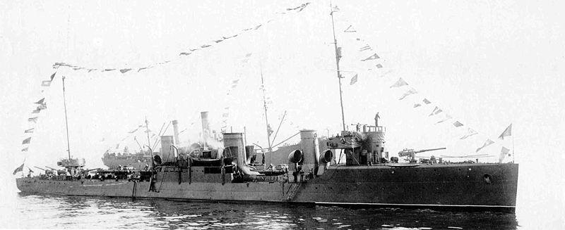 Destroyers russes/Soviétiques  Lenin_12
