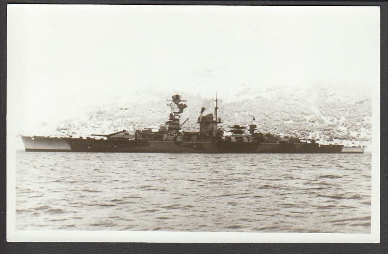 Cuirassés allemands Lutzow10