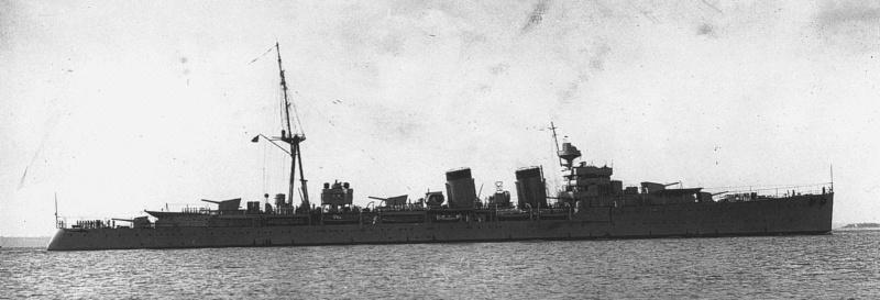 Croiseurs espagnols - Page 2 Princi10