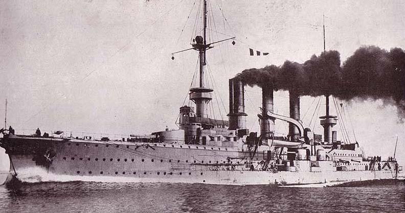 Croiseurs allemands Prinz_13